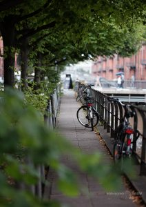 Хамбург велосипед