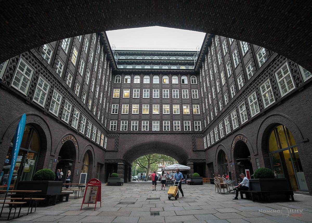 Хамбург Chilehaus