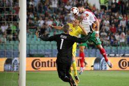 България Швеция гол Манолев