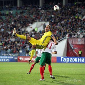 България Швеция