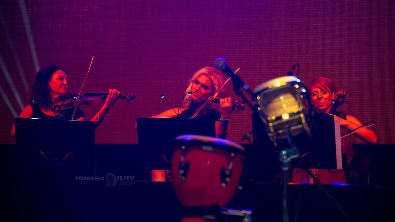 Sully Erna ClassicFM concert sofia bulgaria