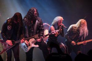 Arch Enemy Sofia Bulgaria 2017 Will to power tour