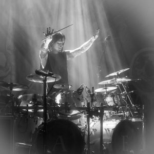 Arch Enemy Sofia Bulgaria 2017 Daniel Erlandsson drums