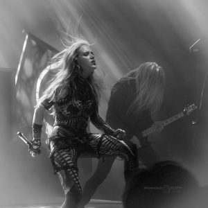 Arch Enemy Sofia Bulgaria 2017 alissa