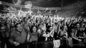 Sully Erna audience concert sofia bulgaria
