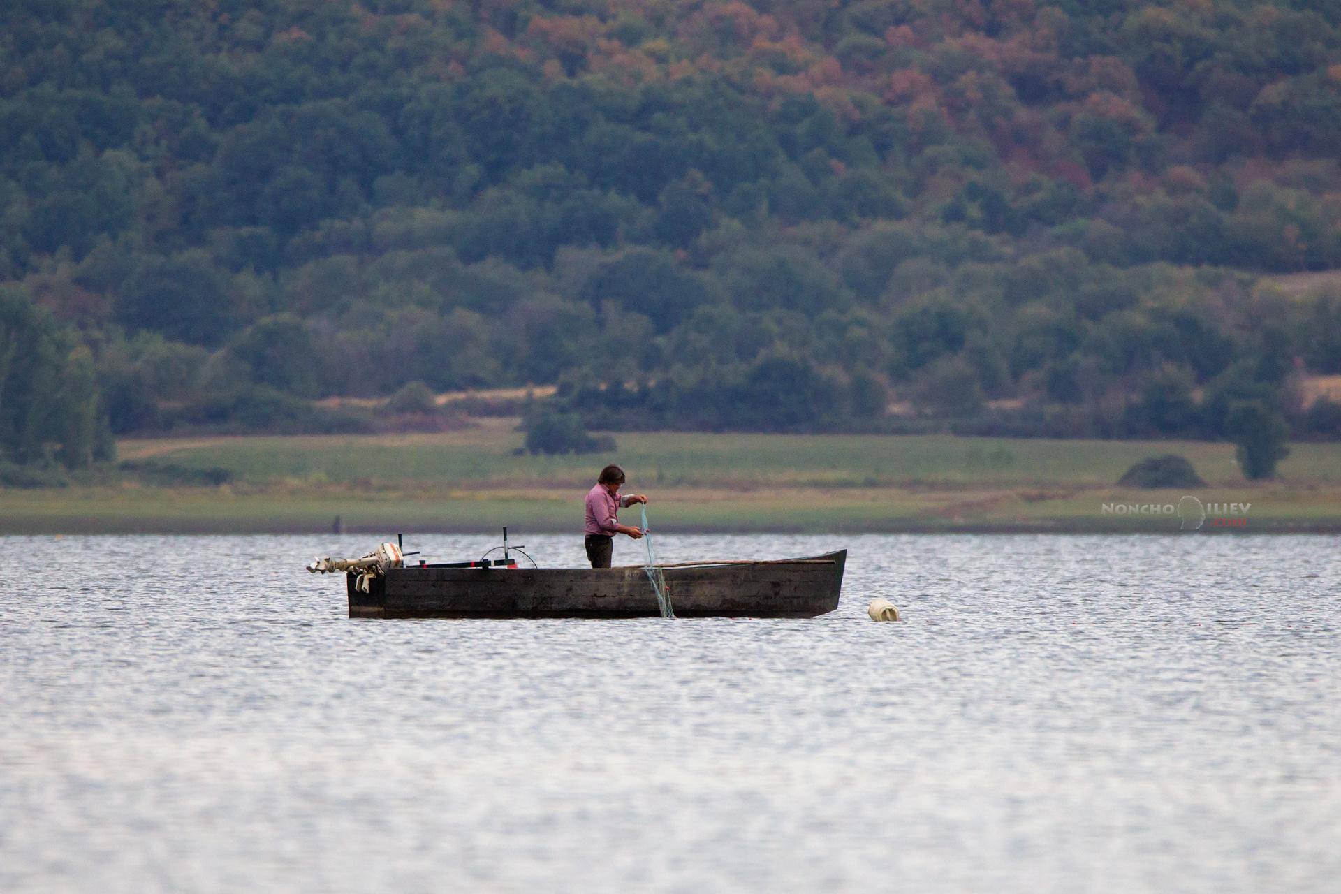 рибар керкини
