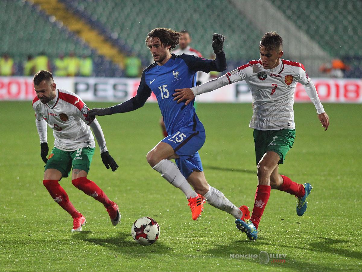 България - Франция