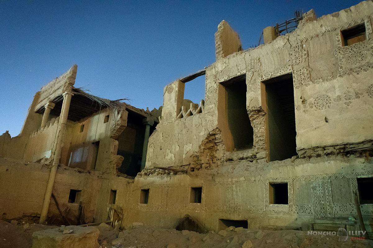 рияд стари сгради