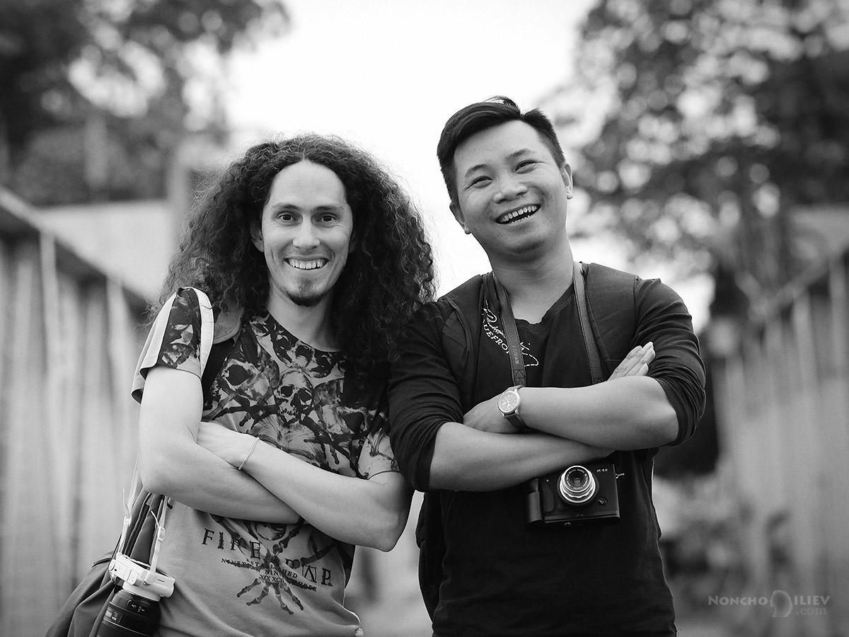 виетнамски приятели
