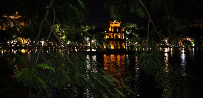 Hanoi night