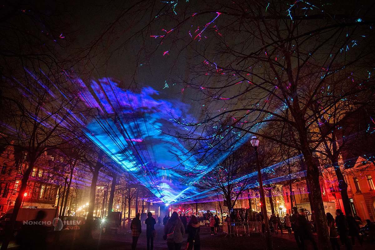 Bright - Festival of Light Brussels 2018