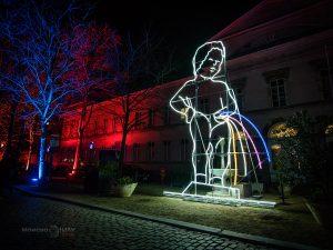 Bright 2018 Manneken Pis Brussels