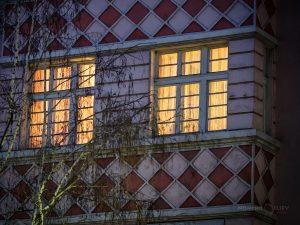 карирани прозорци