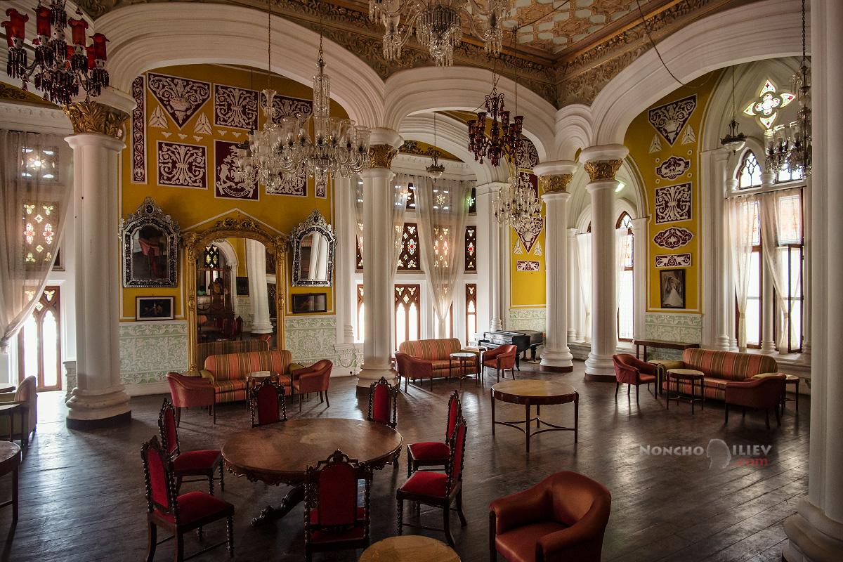 бангалор дворец