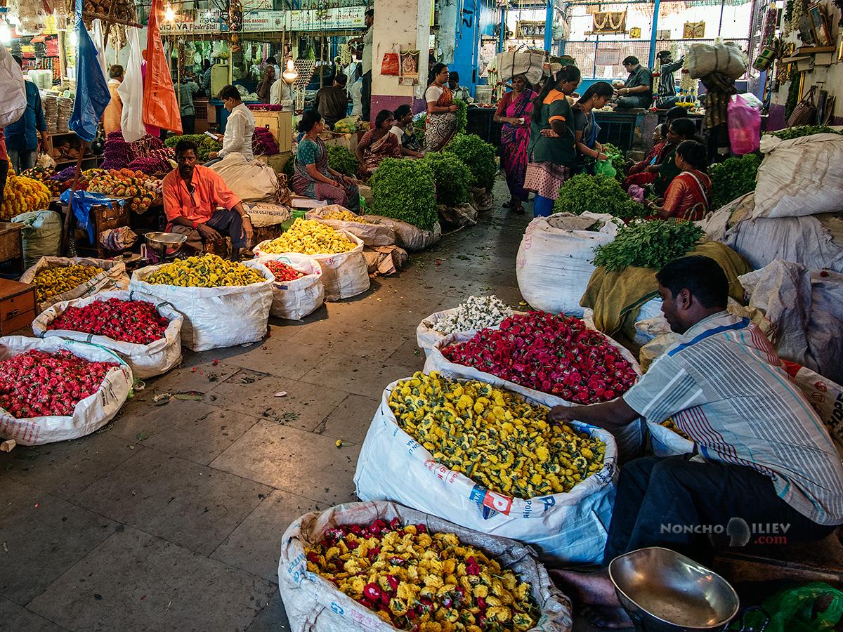 Krishna Rajendra KR Market Bangalore