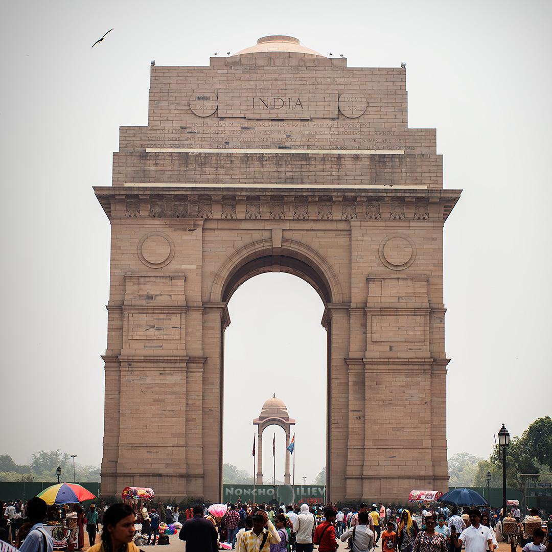 индия делхи delhi india gate