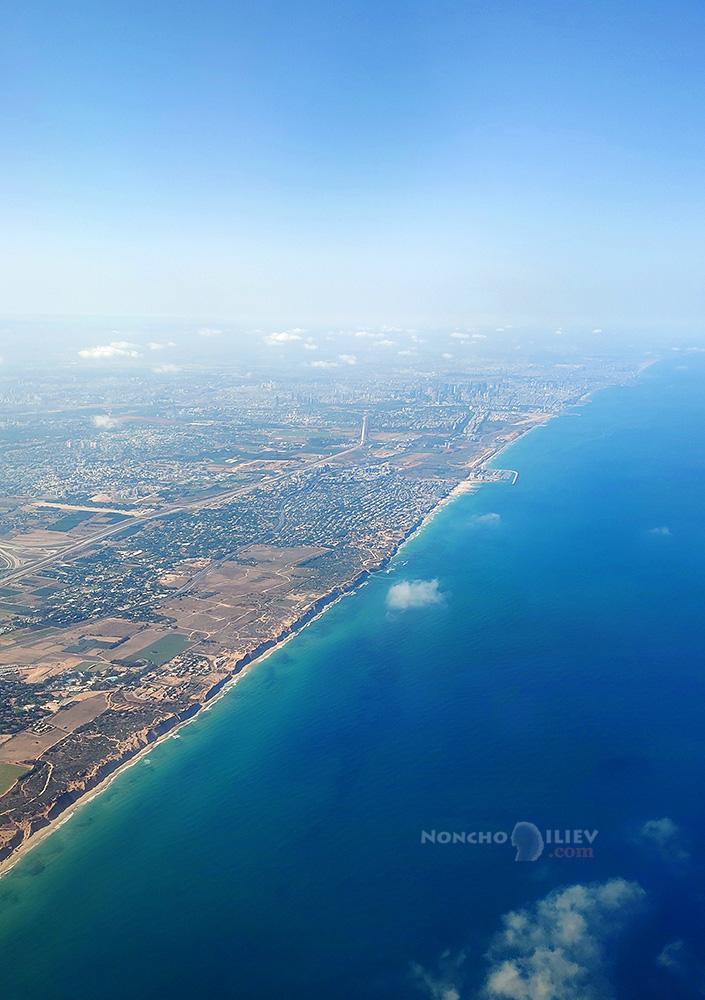 Israel coast mediterranian израел бряг