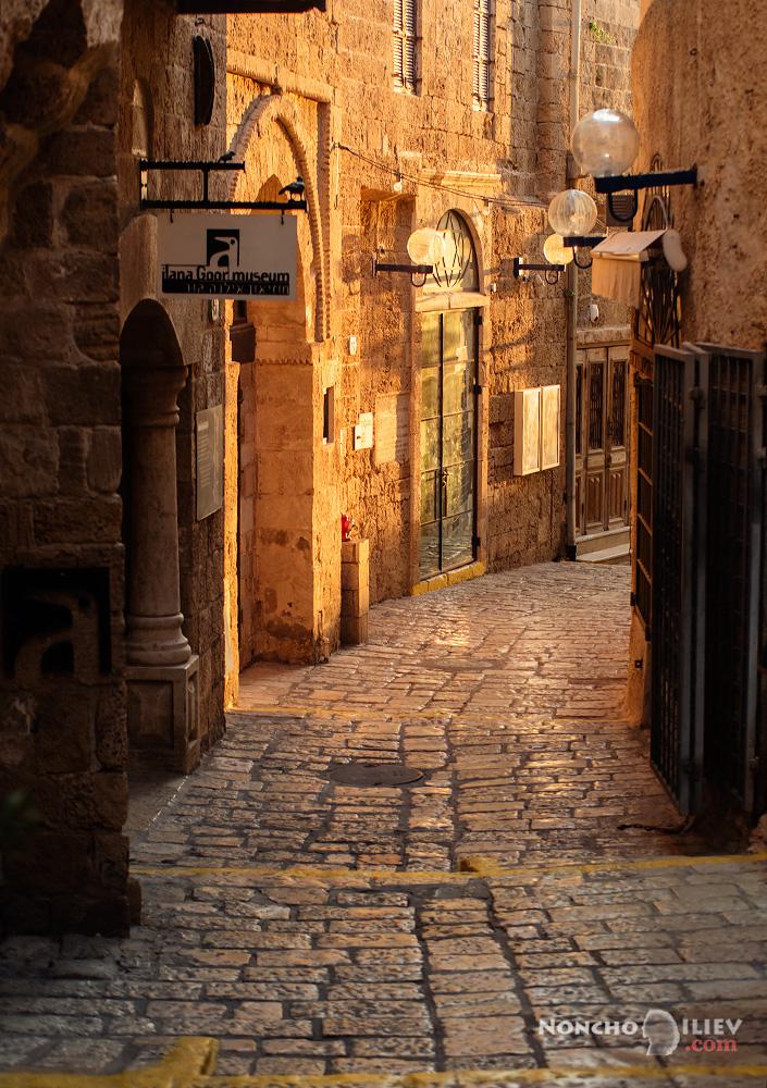 Яфо стар град Израел Yaffa