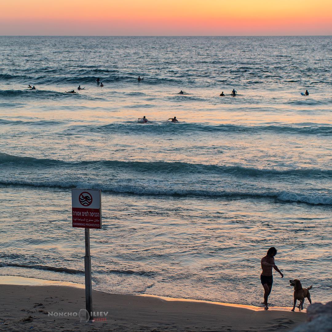 плаж тел авив