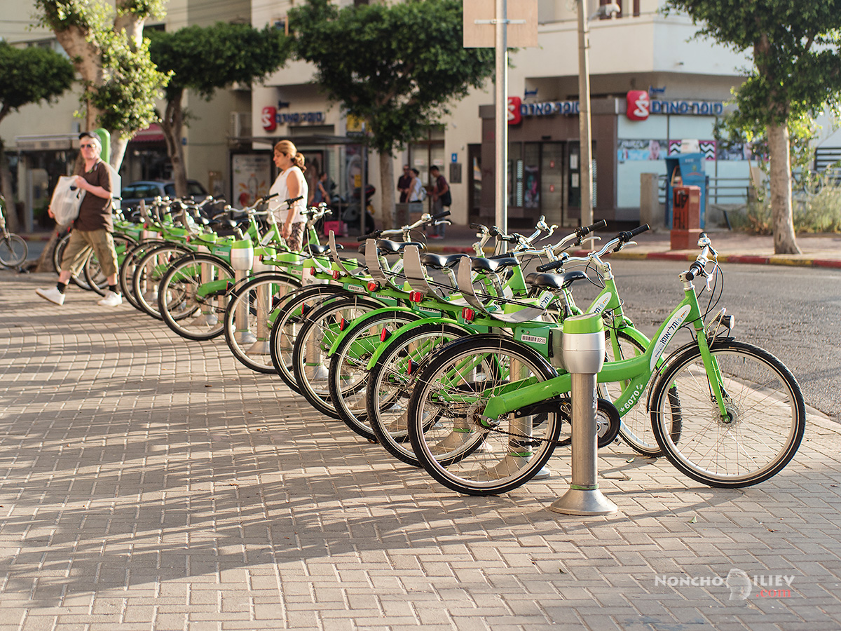 bicycles tel aviv колела