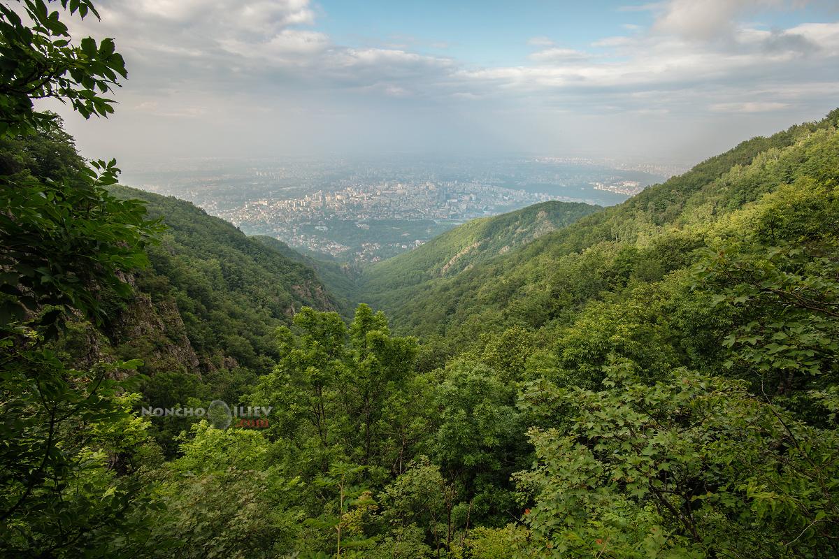 София от Витоша Боянски водопад