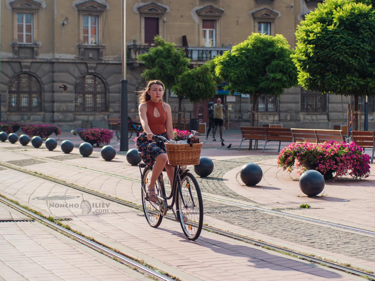 Тимишоара колело
