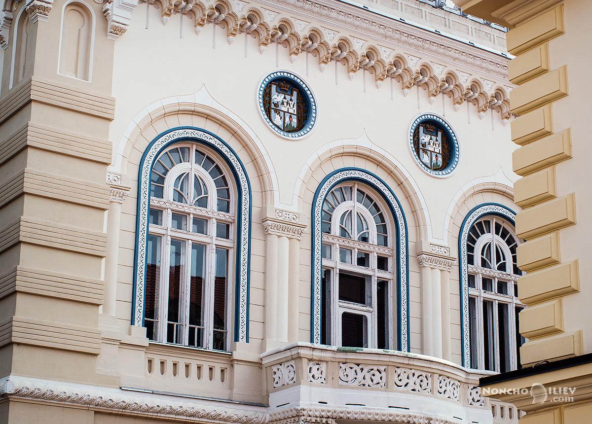 Тимишоара фасади