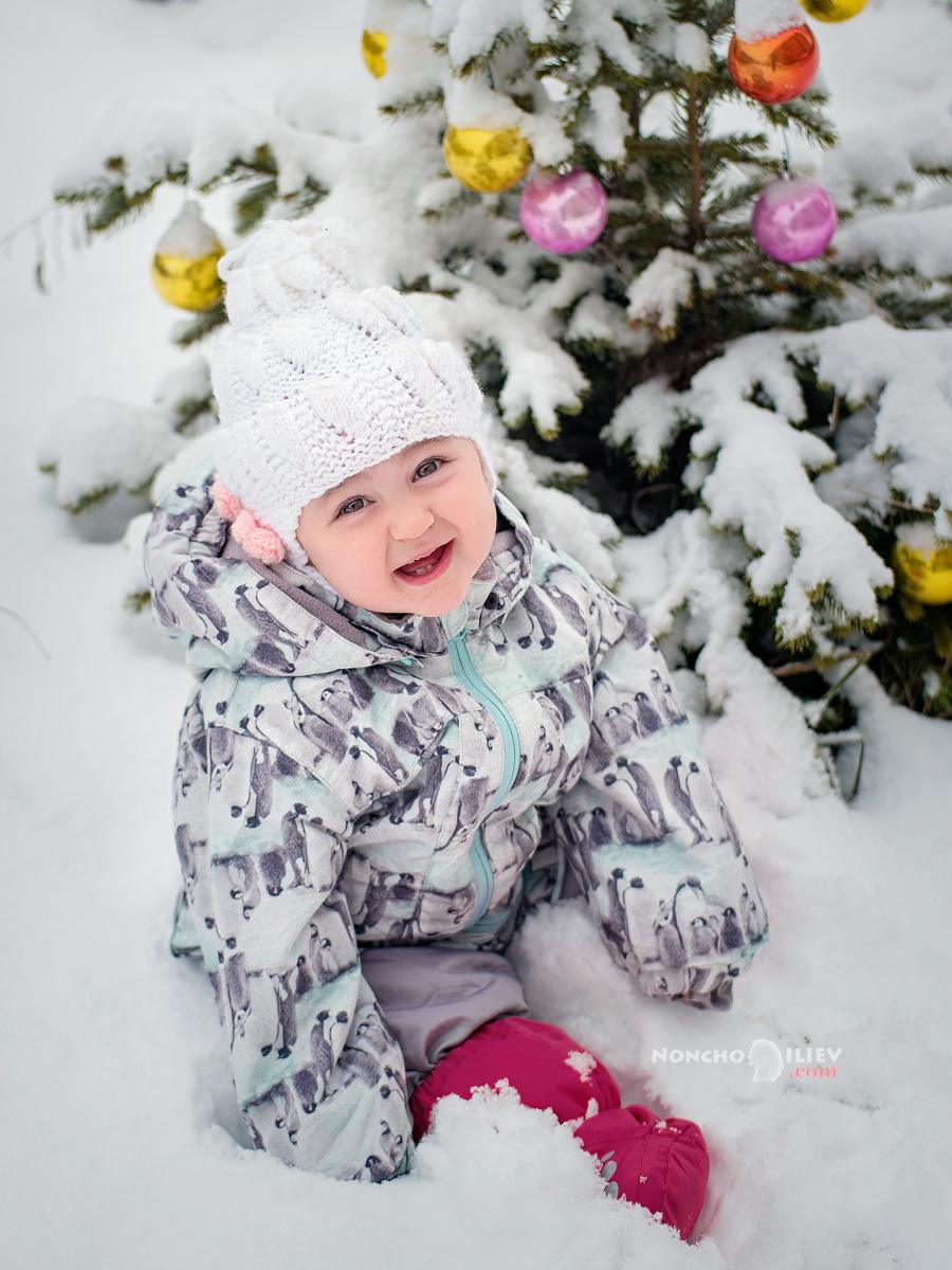 Лили-Ан сняг