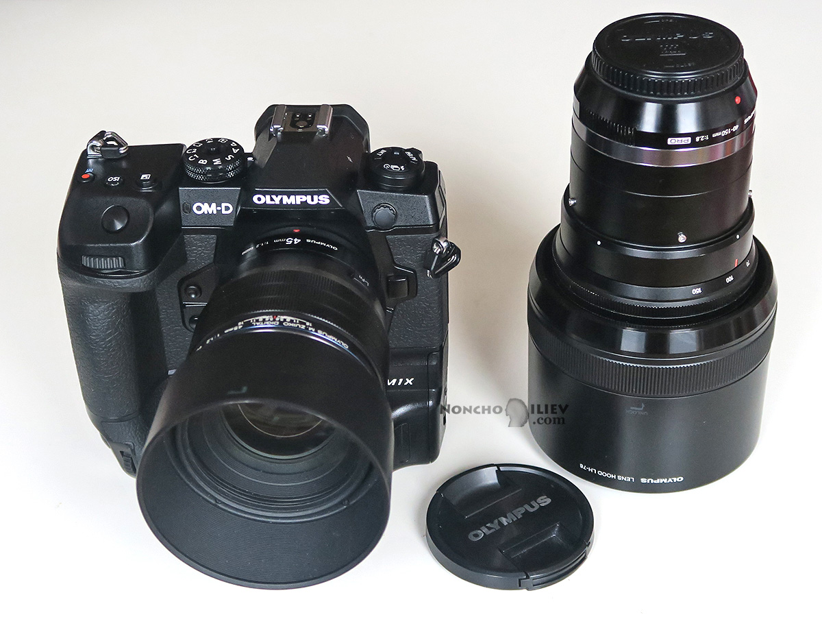 Olympus E-M1X 40-150 2.8 Pro