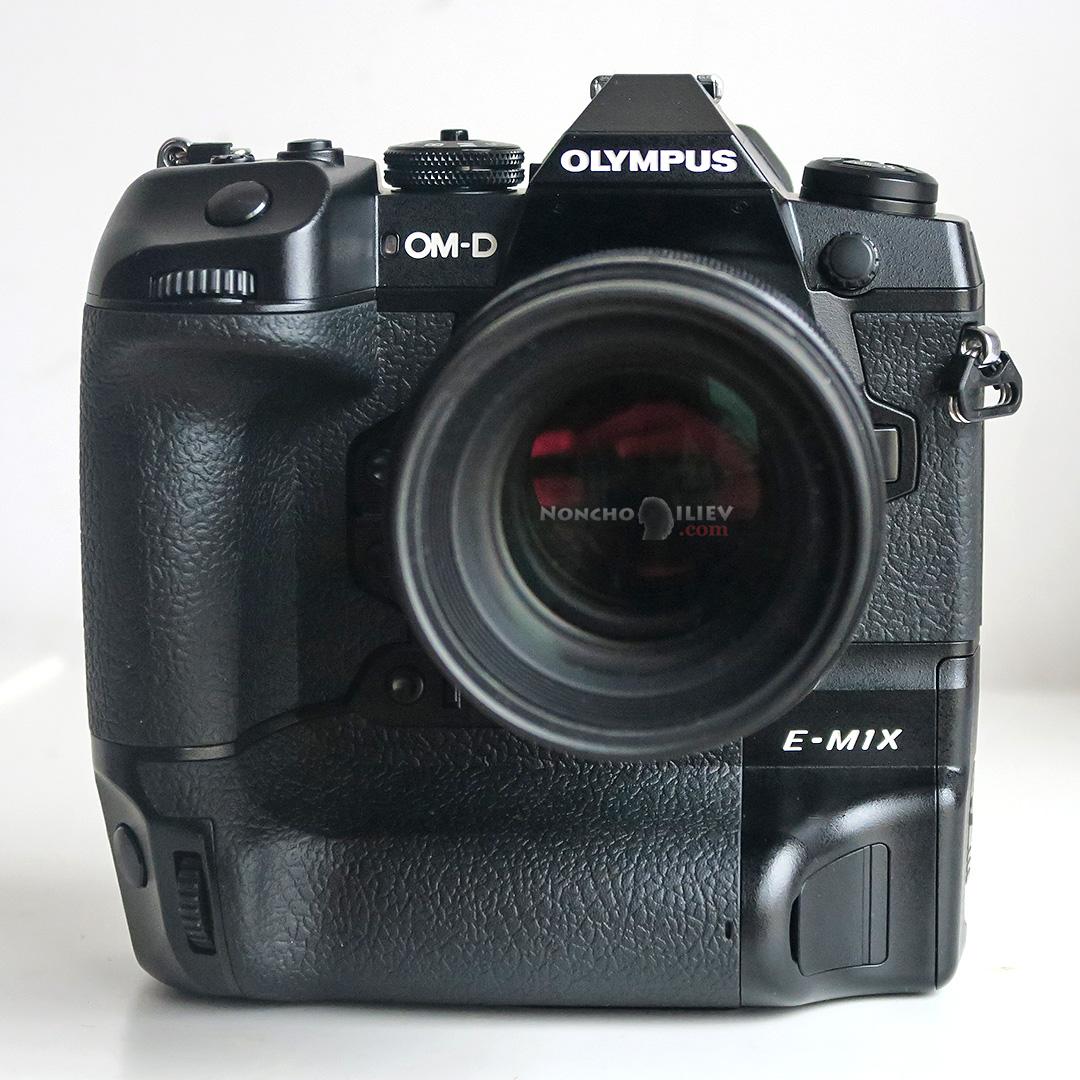 Olympus E-M1X 45 1.2 Pro