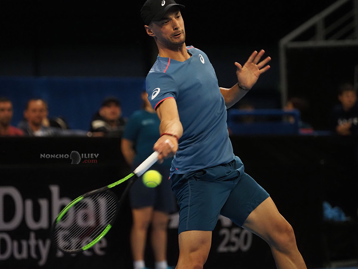 sofia open tennis 2019 test atp250