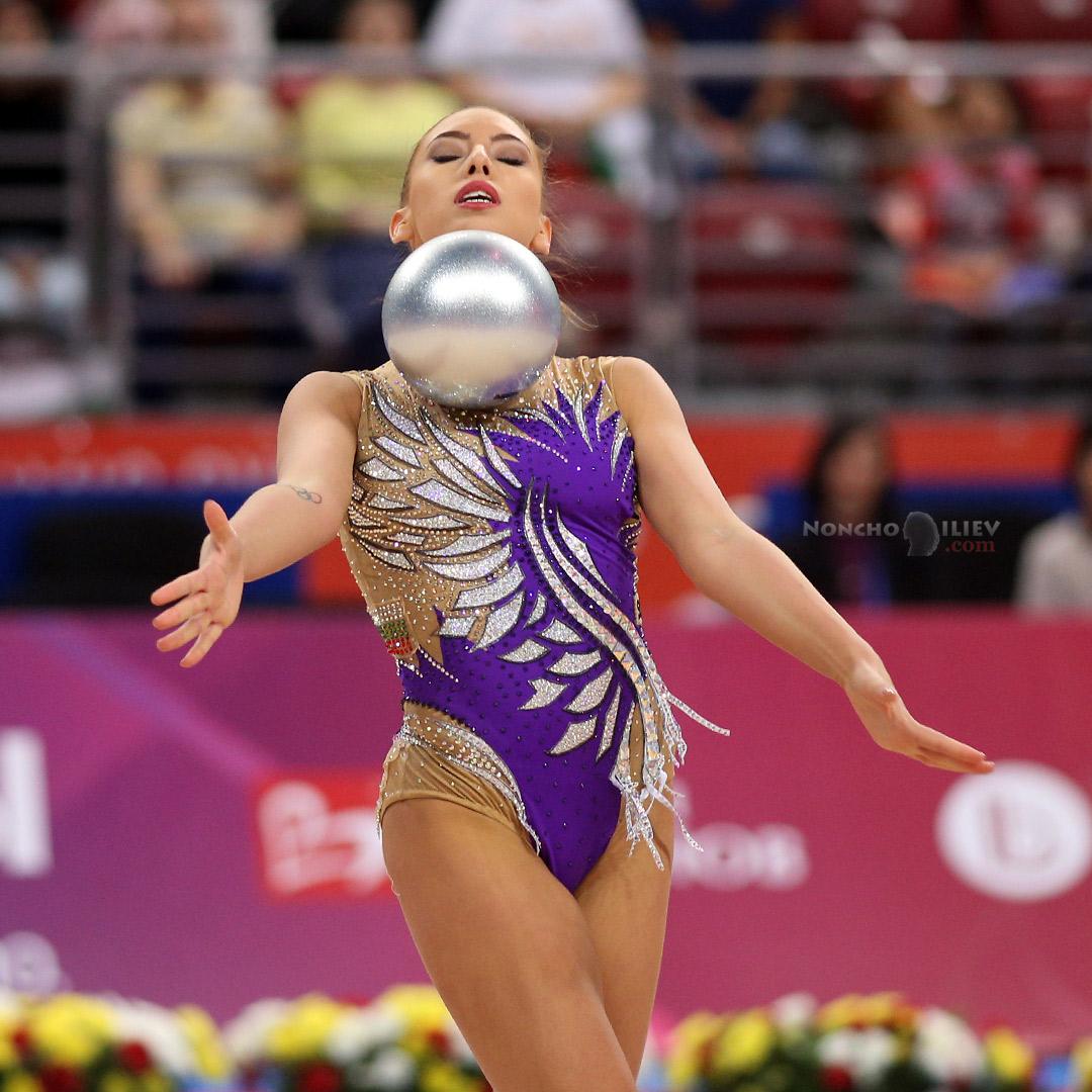 Катрин Тасева топка