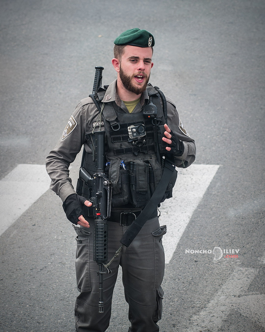 Пътна сигурност Израел - Israel road security