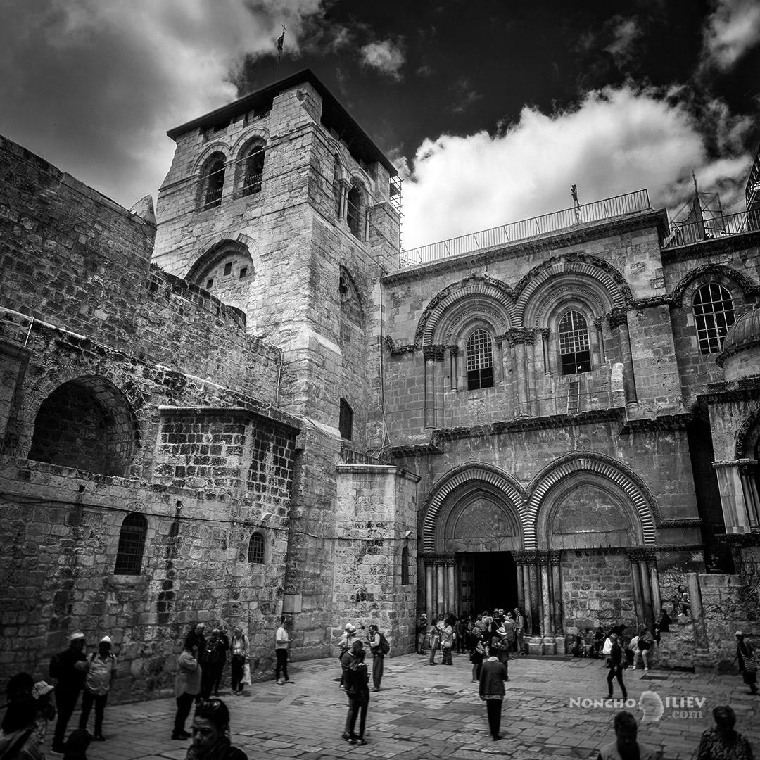 Възкресение Христово - Holy Sepulchre Church