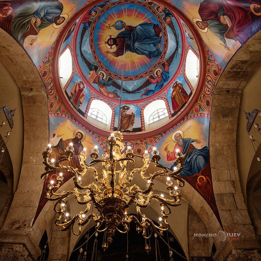 Възкресение Христово - Арменска част