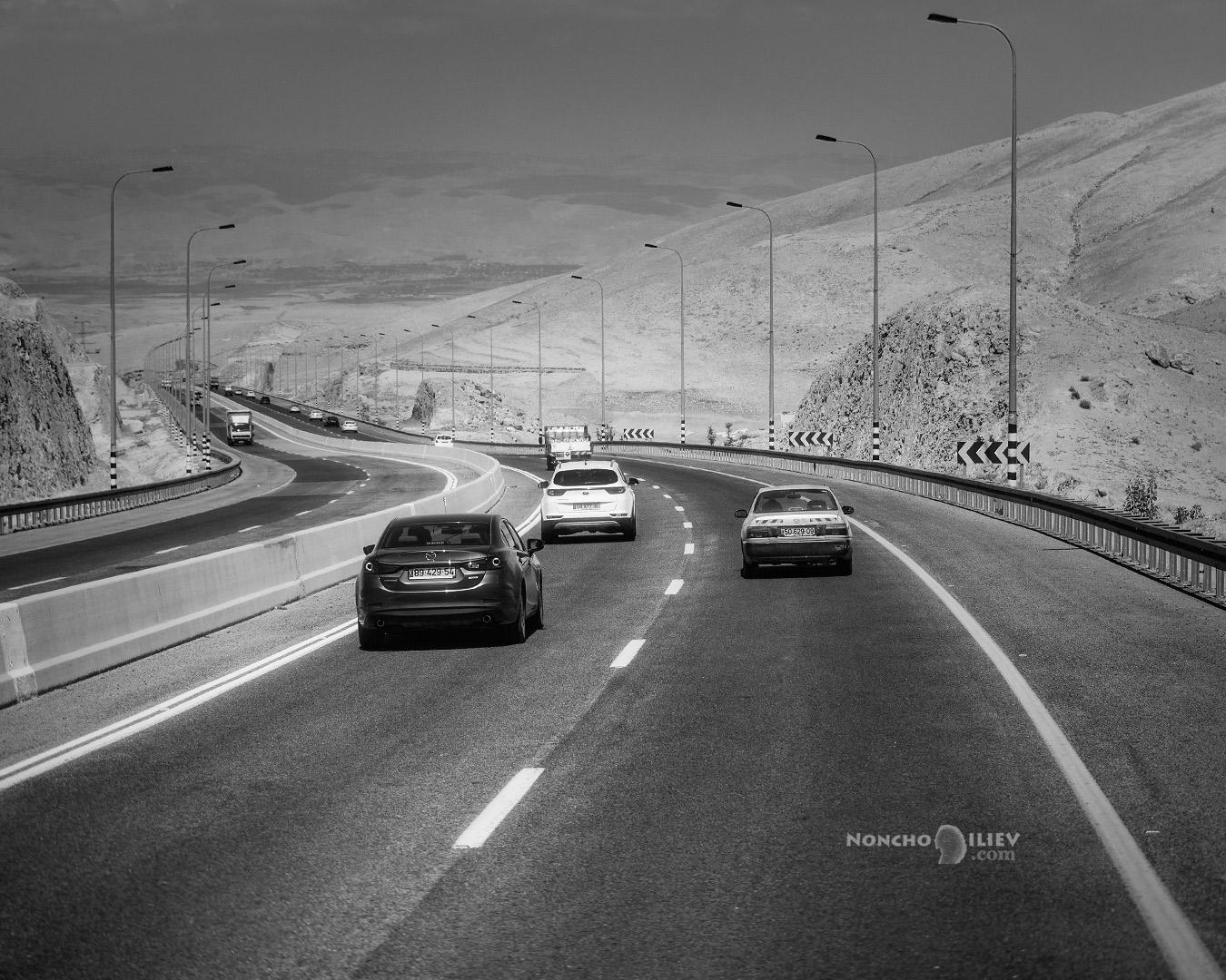 Път към Мъртво море