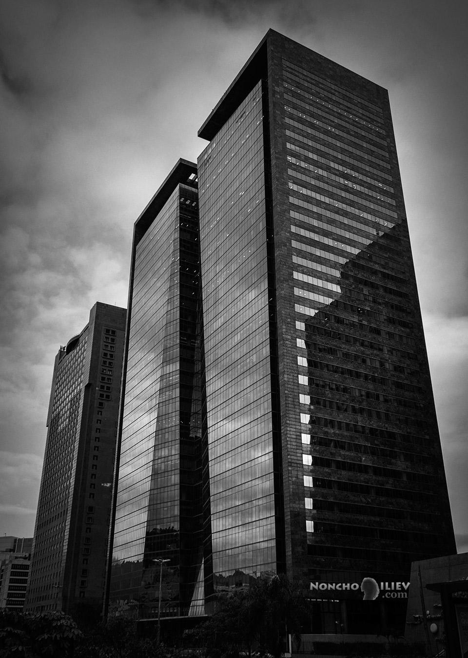 бизнес сгради, централна част на Рио