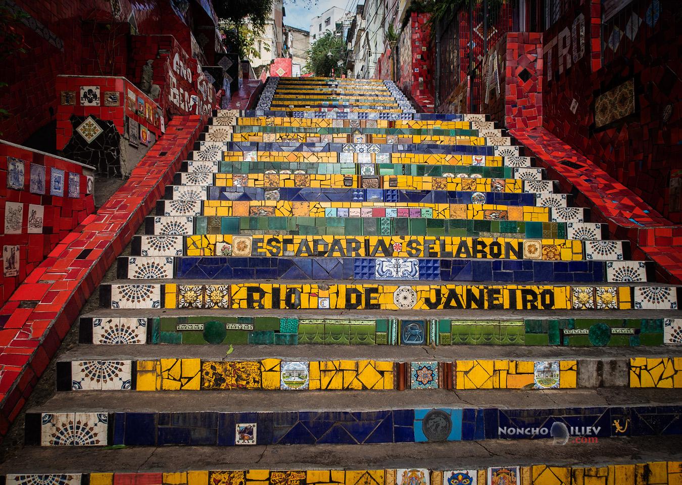 Celaron, Rio de Janeiro