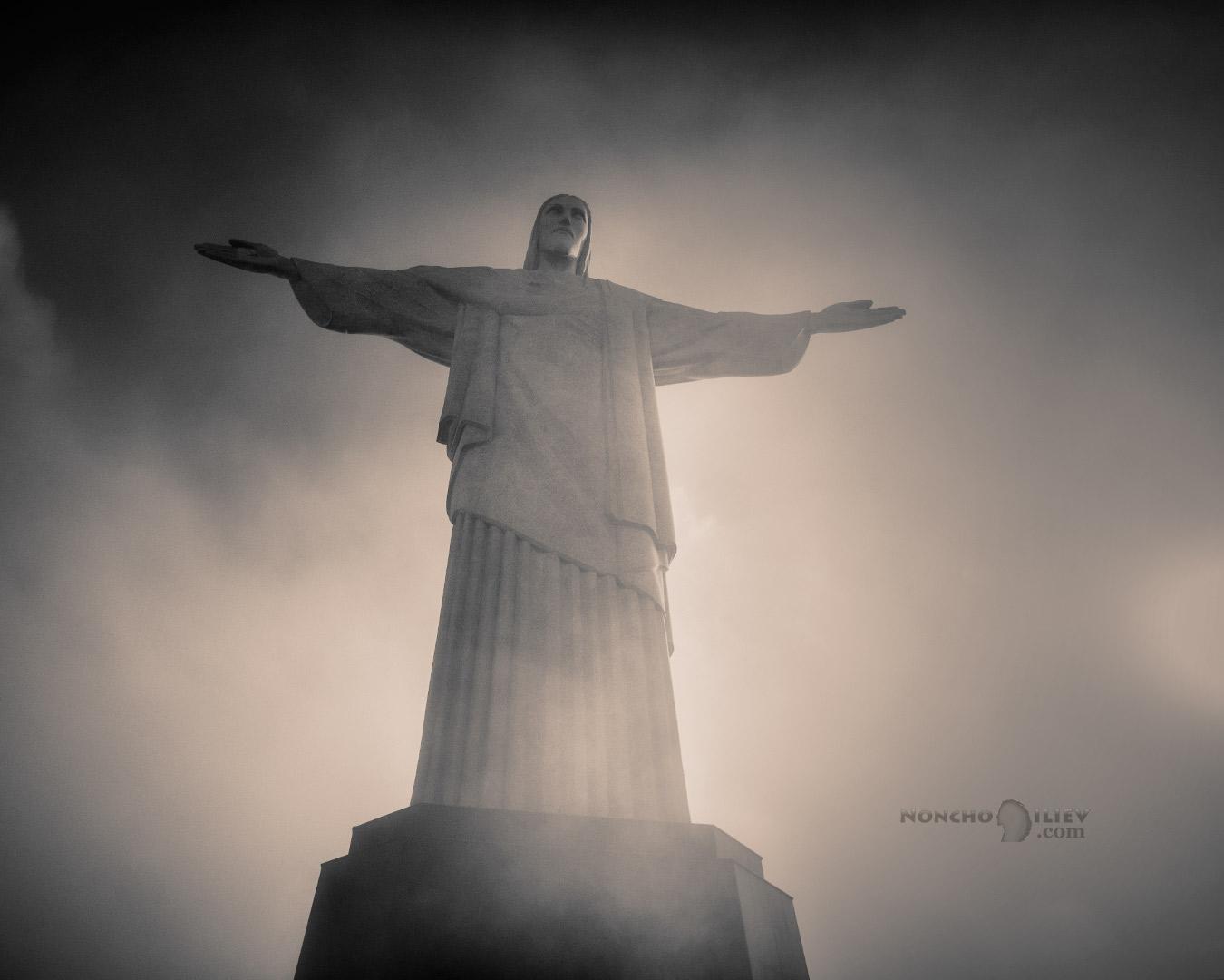 rio corcovado brazil Cristo Redentor