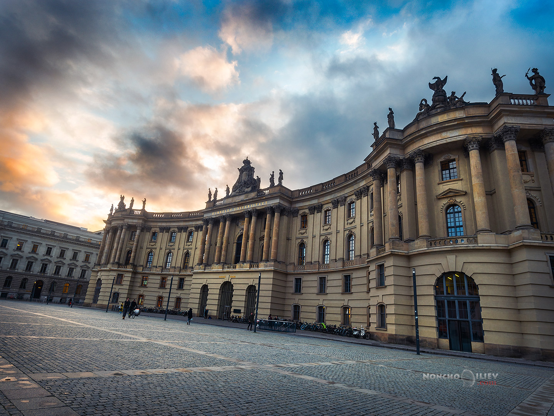 Berlin, Germany, Humboldt University