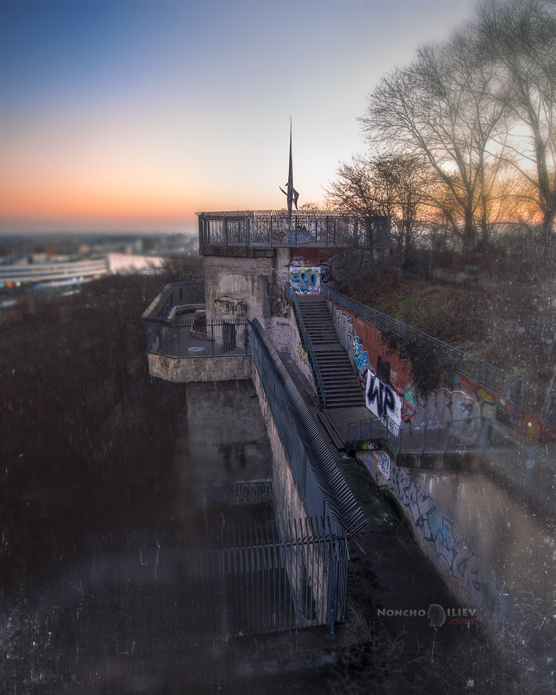 Berlin Flak Tower III Humboldthain
