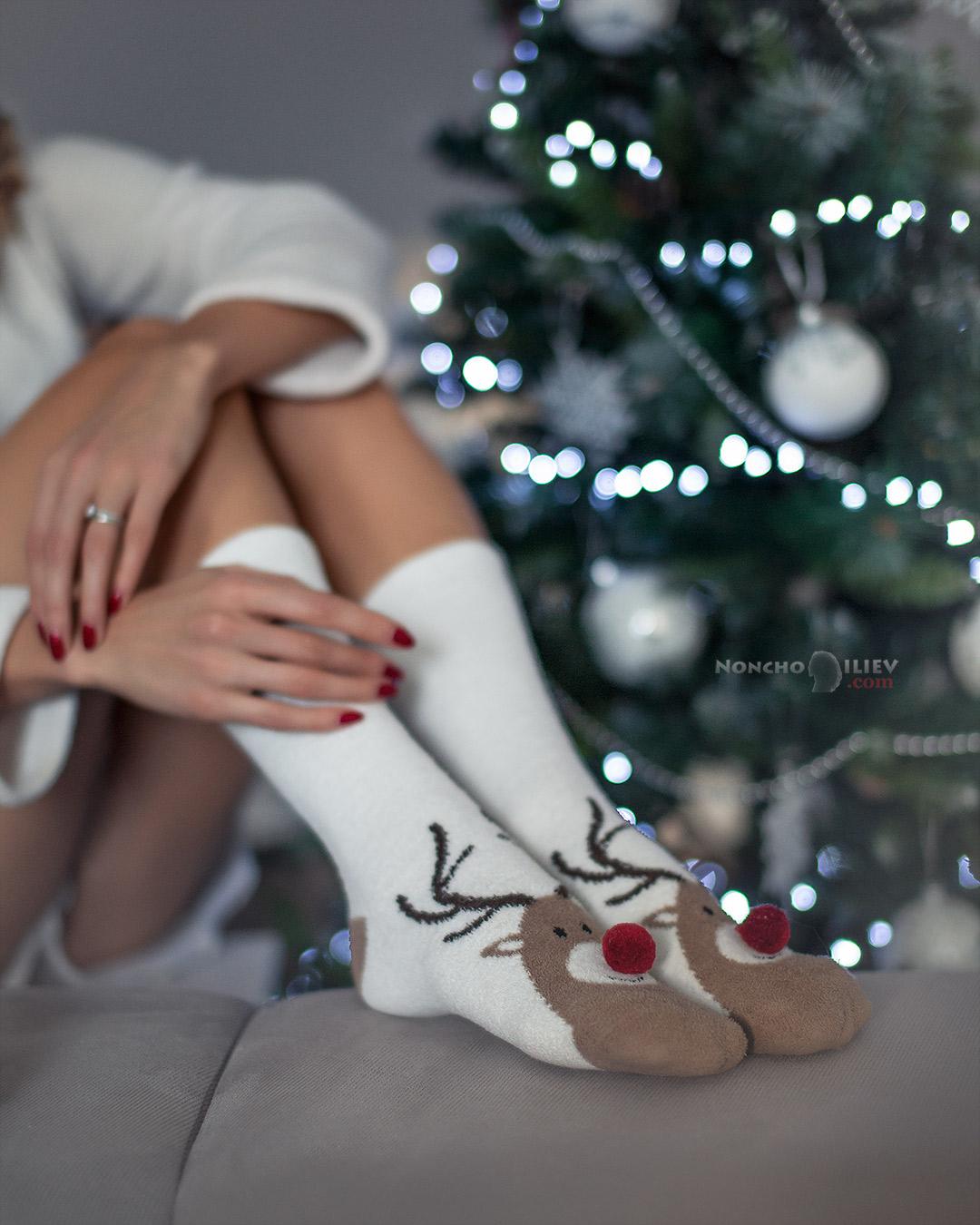 чорапчета с еленчета