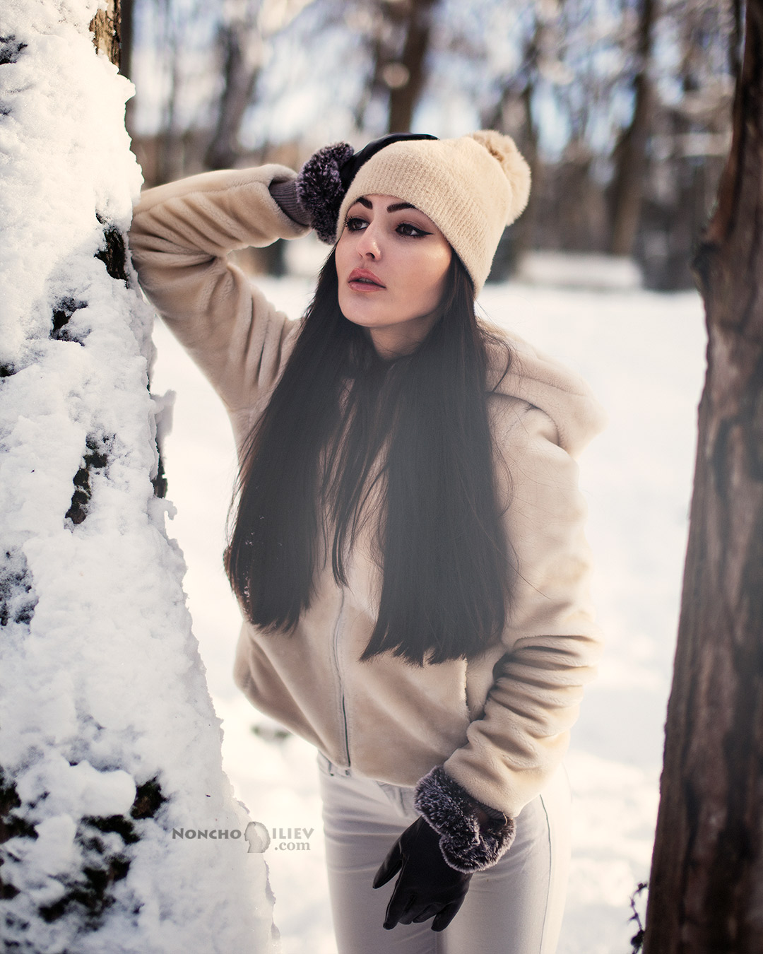 Зимни портрети