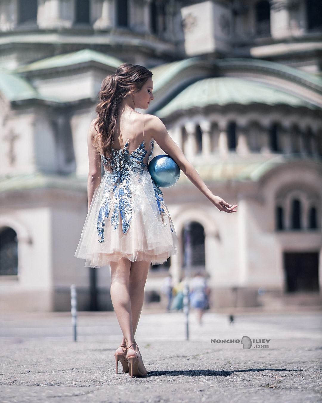 На бал с топка